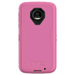 OtterBox Defender Case for Motorola Moto Z Force Droid - Berries and Cream (SAND/HIBISCUS PINK)