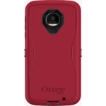 OtterBox Defender Case for Motorola Moto Z Force Droid - Regal (Red/Gray)