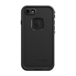 LifeProof Fre Waterproof Case for iPhone 7 - Asphalt Twpp (BLACK/DARK GREY)
