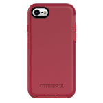 OtterBox Symmetry Case for Apple iPhone 7 - Rosso Corsa (FLAME RED/RACE RED)