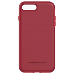 OtterBox Symmetry Case for Apple iPhone 8 Plus, iPhone 7 Plus - Rosso Corsa (FLAME RED/RACE RED)