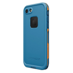 LifeProof Fre Waterproof Case for iPhone 7 - Base Camp Blue (Cowabunga Blue/Wave Crash/Mango Tango)