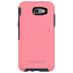 OtterBox SYMMETRY Case for Samsung Galaxy J3 (2017) - SALTWATER TAFFY (PIPELINE PINK/BLAZER BLUE)