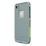 LifeProof fre Waterproof Case for Apple iPhone 8/7 - Drop In (Abyss/Lime/Stormy Weather)