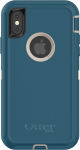 OtterBox Defender Case for iPhone X/XS - Big Sur (PALE BEIGE/CORSAIR)