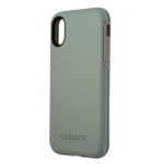 OtterBox Symmetry Case for iPhone XS/X - Muted Water (SURF SPRAY/SILVER LINING)