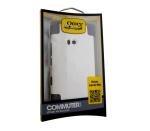 OtterBox Commuter Series Hybrid Case for Nokia Lumia 900 (White/Gunmetal Grey))