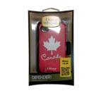 OtterBox Defender Case Canada Anthem Collection for Apple iPhone 4/4S (Canada Flag)