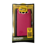 OtterBox Defender Case for Samsung Galaxy S III - Blush Peony Pink / Stone Gray