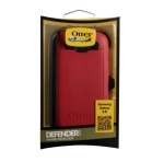 OtterBox Defender Case for Samsung Galaxy S III - Flame Red/Black