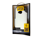 OtterBox Commuter Series Hybrid Case for HTC One / M7 - Glacier White/Gunmetal Gray