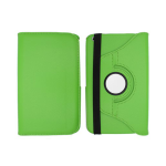 Unlimited Cellular Multi-Angle 360 Stand Folio Case for Samsung Galaxy Tab 3 (8.0) - Green