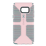 Speck CandyShell Grip Case for Samsung Galaxy Note 7 - Quartz Pink / River Blue