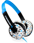 Aerial7 Arcade Children's Headphones - Sonic (Blue)