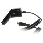 OEM Blackberry Mini USB Car Charger for Blackberry Curve (Black) - 81648RIM-Z