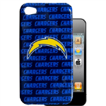 HeadCase NFL San Diego Chargers Snap-On Case for Apple iPhone 4 / 4S (Blue)