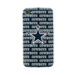HeadCase NFL Dallas Cowboys Snap-On Case for Apple iPhone 4 / 4S (Black)