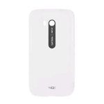 OEM Nokia 822 Lumia Battery Door - White