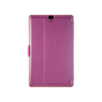 Speck StyleFolio Case for Verizon Ellipsis 8 HD - Syrah Purple/Magenta Pink