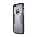 SaharaCase Cover for iPhone 6/6s - Gray/Black