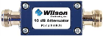 Wilson 10dB RF Signal Attenuator w/ N Female Connectors