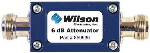 Wilson 6dB RF Signal Attenuator N Female Connectors