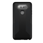 Speck Presidio Grip Cell Phone Case for LG V20 - Black/Black