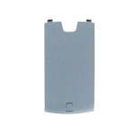 OEM Blackberry 8700c Battery Door/Cover - Light Blue