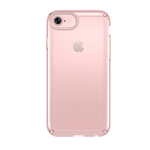 Speck Presidio SHOW Case for Apple iPhone 7/6s/6 - Clear/Rose Gold
