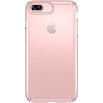 Speck Presidio SHOW Case for iPhone 7 Plus /6s Plus /6 Plus - Clear/Rose Gold