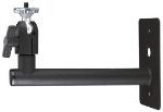 Panavise 897 CCTV Standard Adjustable J-Box Mount - Black