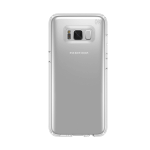Speck Presidio Clear Case for Samsung Galaxy S8 - Clear/Clear