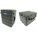Jensen Roto-Rugged Wheeled Case