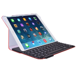 Logitech Ultrathin Folio Keyboard Case for iPad Air - Red (Will not fit iPad Air 2)