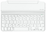 Logitech Ultrathin Magnetic Clip-On Keyboard Cover for Apple iPad Mini 2/3/4 - Silver