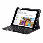 Logitech Type+ Integrated Keyboard Folio Case for iPad Air (1st Gen) - Black