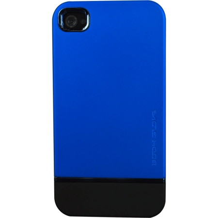 Body Glove Icon Slide-On Case for Apple iPhone 4 - Blue