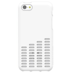 Body Glove Amp Case with Flat Back for Apple iPhone 5C (White)