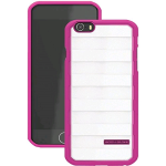 Body Glove Rise Case for Apple iPhone 6 / iPhone 6s - Raspberry/White
