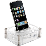 New Griffin AirCurve Acoustic Amplifier for iPod iPhone