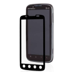 Moshi iVisor Anti-Glare Screen Protector for Motorola Atrix 2 - Black