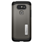 Spigen Slim Armor Case for LG G5 - Gunmetal