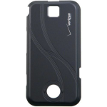 Motorola A455 Rival Battery Door/Cover - Black