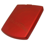 OEM Standard Battery Door Cover for Samsung A707 - Red