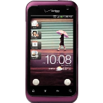 HTC Rhyme ADR6330 Android Smart Phone for Verizon Wireless - Purple