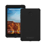 Trident Aegis Case w/ screen protector kit Black for Verizon Ellipsis 8