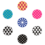 MiButton Home Button Stickers - Daring Dots