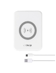 aircharge Slimline Qi Wireless Charging Pad - White