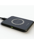Aircharge Slimline Wireless Phone Charger - Black