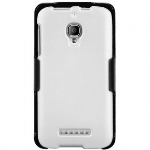 ALCATEL ONE TOUCH FIERCE 7024W BEYOND CELL KOMBO SERIES CASE - WHITE